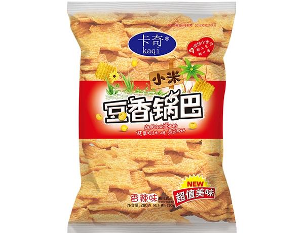 280g豆香小米锅巴-香辣味