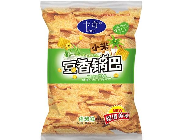 280g豆香小米锅巴-烧烤味