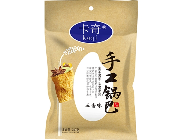 240克手工锅巴-五香味