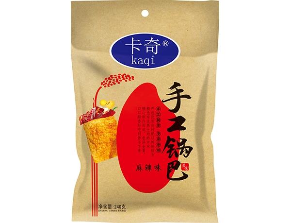 240克手工锅巴-麻辣味