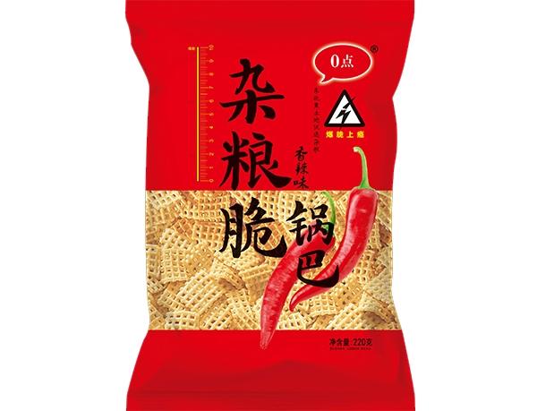 220g杂粮脆锅巴-香辣味