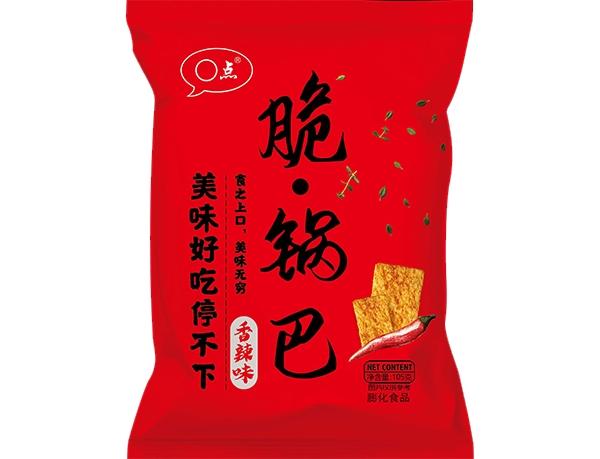 105g脆锅巴-香辣味