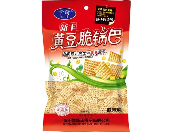 90g新丰黄豆脆锅巴-麻辣味